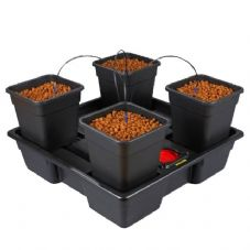 Wilma XL 4 Pot ( 18 Litres ) Complete Dripper System ( NEW STYLE )